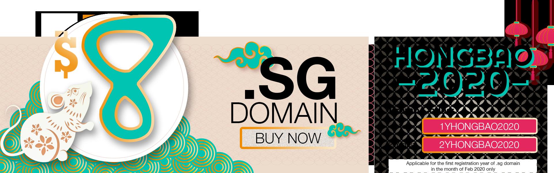 .SG HongBao Promo 2020